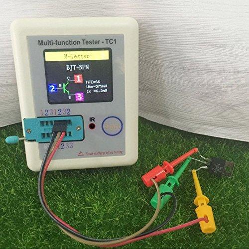 Color-test (Monggood Tragbar Multifunktion Transistor Tester Lcr - TC1 Full Color Graphics Display)