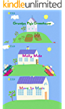 Storybook Collection: Grandpa Pig's Greenhouse, Molly Mole and Move to Music - Great Picture Book For Kids 2-4 Ages