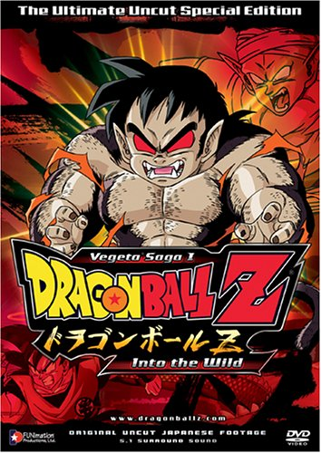 Preisvergleich Produktbild DragonBall Z: Vegeta Saga 1 - Into the Wild ( Vol. 3 )