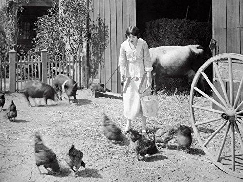 Jugend-tv (Artland Wandbild auf Alu-Verbundplatte Filmszene Das Herz der Jugend, 1919 Film & TV Stars Fotografie Schwarz/Weiß 30 x 40 x 1 cm C4WF)