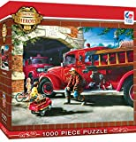 MasterPieces Hometown Heroes - Firehouse Dreams 1000pc Puzzle
