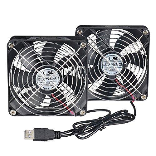 eluteng-ventilador-120mm-2-pack-silencioso-usb-ventilador-para-pc-playstation-xbox-mini-usb-fan-en-c