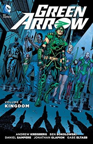 Green Arrow TP Vol 7