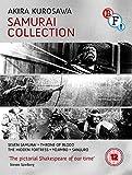 Kurosawa: The Samurai Collection [4 Blu-ray Disc Set] [1954]