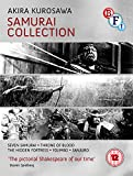 Kurosawa: The Samurai Collection [4 Blu-ray Disc Set] [UK Import] -