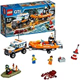 #2: LEGO 4 x 4 Response Unit