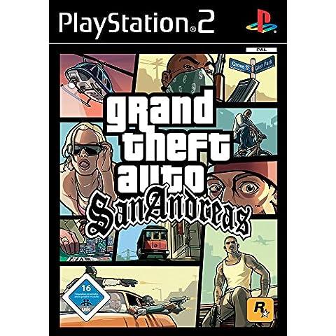 Grand Theft Auto: San Andreas [Importación alemana] [Playstation 2]