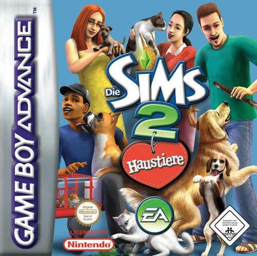 Boy Sims Game (Die Sims 2: Haustiere)