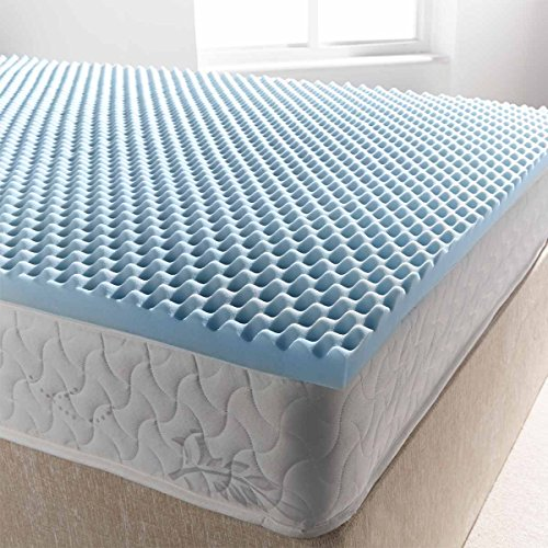 Ultimum coolblue egg mattress topper 350 - small double 4ft0 2