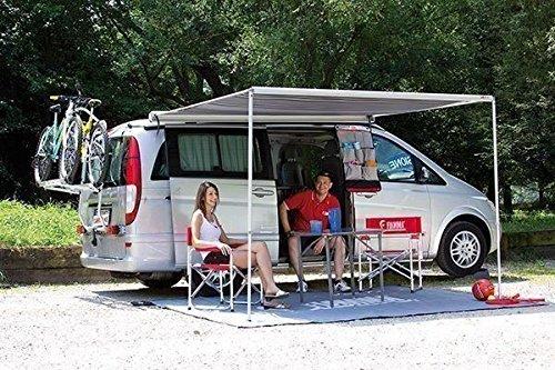 Fiamma F35 Pro 300cm 3m Caravan & Camper Van Awning Deluxe Grey/Titanium 06762D01T 4