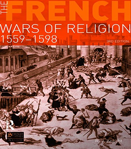 the french wars of religion This book is a new edition of mack p holt's classic study of the french religious wars of the sixteenth and seventeenth centuries drawing on the scholarship of social and cultural historians of the reformation, it shows how religion infused both politics and the socio-economic tensions of the.