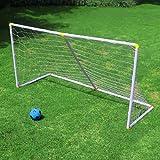 Porta da Calcio Gioco Calcetto Pallone Allenamento Rete Sport 28 Pezzi per Bambini 3+