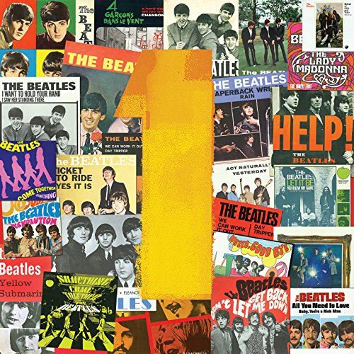 The Beatles No. 1 Singles: 500 Piece Puzzle