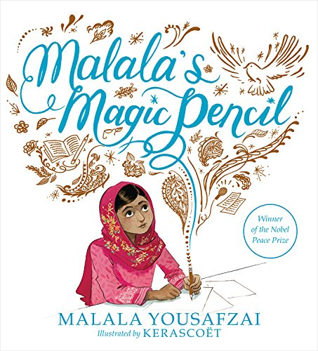 Malala's Magic Pencil por Malala Yousafzai
