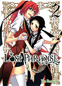 Lost Paradise Edition simple Tome 2