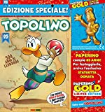 Topolino N° 3315 - con Statuetta Paperino Gold - Disney Panini Comics - Italiano