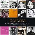 Barbara - L'intégrale des albums studio, 1964-1996 (Coffret 12 CD)