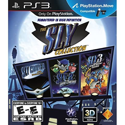 Sony The Sly Collection, PS3 - Juego (PS3, PlayStation 3, Plataforma, E10 + (Everyone 10 +))