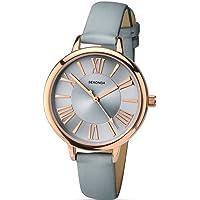 Sekonda Women's Analogue Quartz Watch with PU Strap