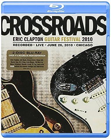 Crossroads Guitar Festival 2010 [Blu-ray] [Region