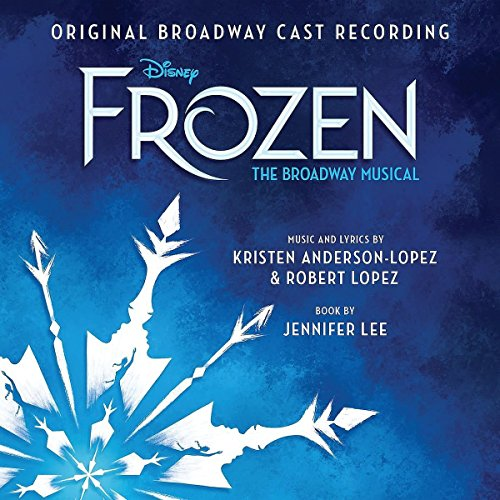 frozen cd Frozen: the Broadway Musical
