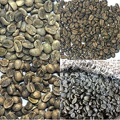 Tanzania Single Origin Green Coffee Beans, Arabica Hand picked AA grade by E.U. Xtores