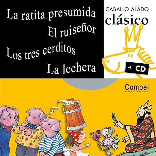 La ratita presumida, El ruisenor, Los tres cerditos, La lechera/ The Conceited Little Rat, The Nightingale, The Three Little Pigs, The Milkmaid