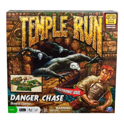 Spin Master Games 6022127 - Temple Run