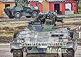Schützenpanzer Marder (Wandkalender 2019 DIN A4 quer): DRAN! DRAUF! DRÜBER! (Monatskalender, 14 Seiten ) (CALVENDO Mobilitaet)
