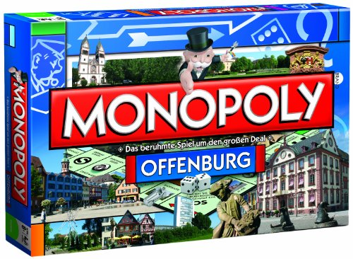 Winning Moves 42068 - Monopoly Offenburg