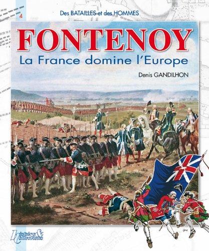 Des batailles et des hommes : Fontenoy