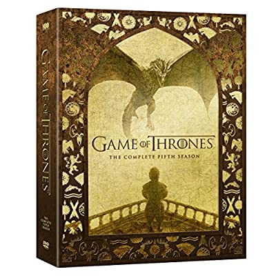 Game of Thrones: The Complete Fifth Season [Region 1]