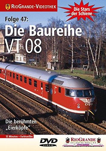 """Die Baureihe VT 08 - Die berühmten """"Eierköpfe"""""""