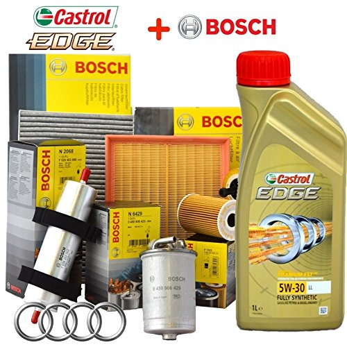kit-tagliando-olio-castrol-edge-5w30-9lt-4-filtri-bosch-audi-a6-30-tdi-165-kw