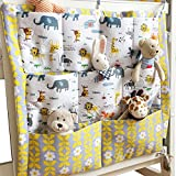 Best Lovely Baby Cots - Lovely Baby Organiser Cotton Hanging Storage Bag Multifunction Review
