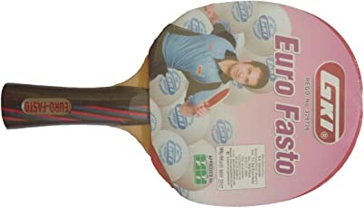 GKI Euro Fasto Table Tennis Racquet