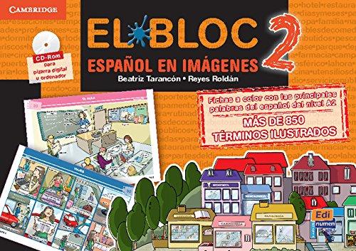 El Bloc 2. Español en imágenes (Material Complementario) por Beatriz Tarancón Álvaro