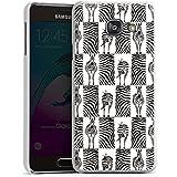 Samsung Galaxy A3 (2016) Housse Étui Protection Coque Zèbre Imprimé animal Motif