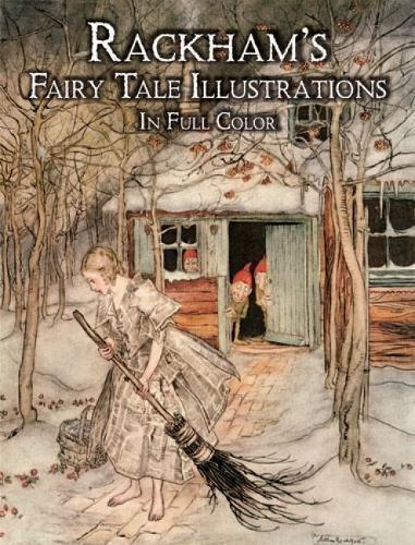 Rackham's Fairy Tale Illustrations: 8 (Dover Fine Art, History of Art)