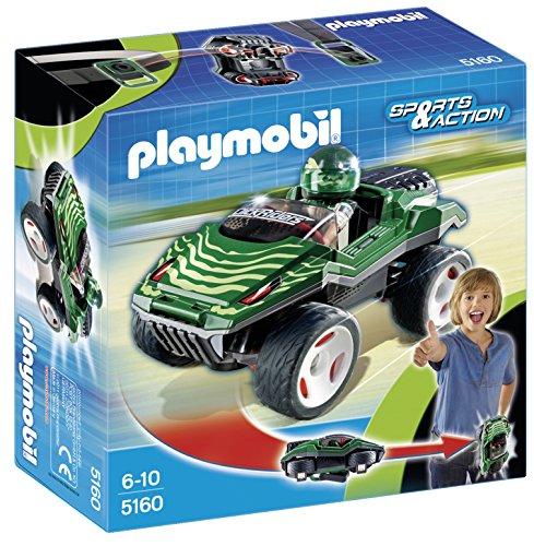 PLAYMOBIL - Click & Go Snake Racer