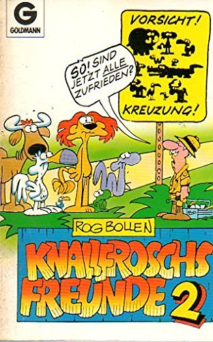 Knallfroschs Freunde 2 (Comic)