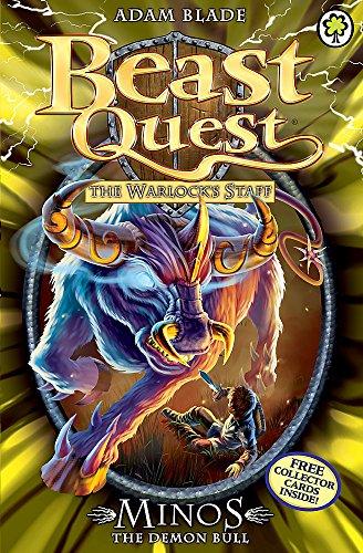 Minos the Demon Bull: Series 9 Book 2 (Beast Quest)