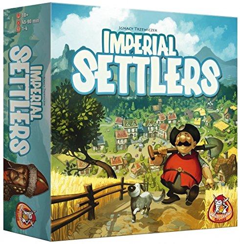 Kaiserbrettspiel Die Siedler