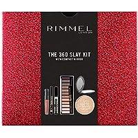 Rimmel 360 Matte Powder/Mascara/Palette/Eyeliner Slay Kit de regalo Set