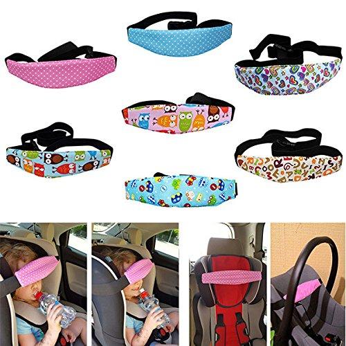 Bazaar Baby Auto Sicherheitsgurt Kinder justierbarer Spaziergänger Kopf Stützkleinkind schlafender Befestigungs Zusatz