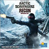 Recon: Arctic Scavengers Expansion - Board Game