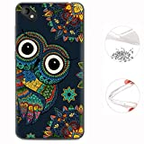 Cover for Wiko Sunny 2 Plus Printing cartoon silicone gel