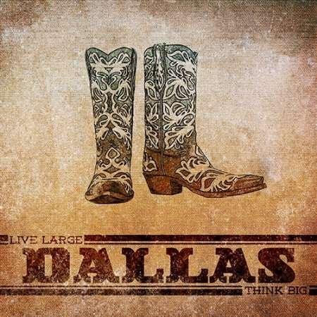 (Cowboy Stiefel Dallas)