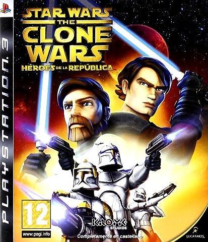 Star Wars The Clone Wars: Heroes de la Republica [Spanisch Import]
