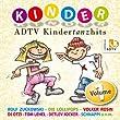 ADTV Kindertanzhits - 20 Kinderlieder zum Tanzen f�r die Kinderparty und den Kindergeburtstag